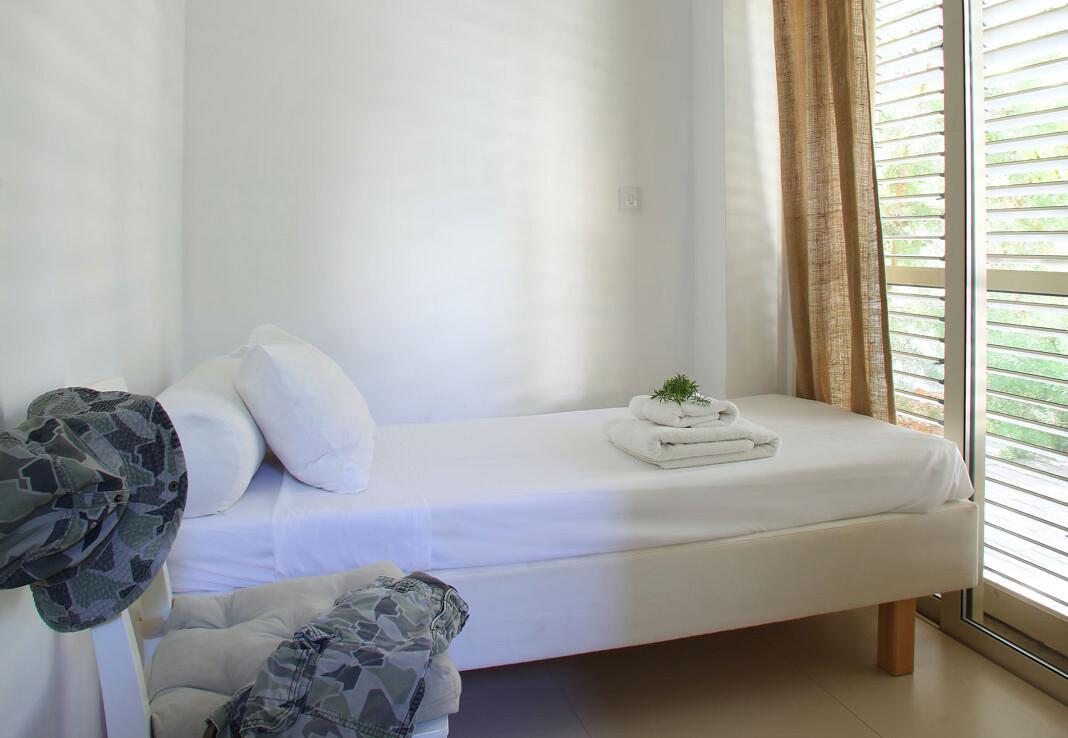 Купить недвижимость на Кипре у моря - спальня