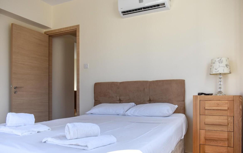 Объекты недвижимости в Каппарисе - спальня