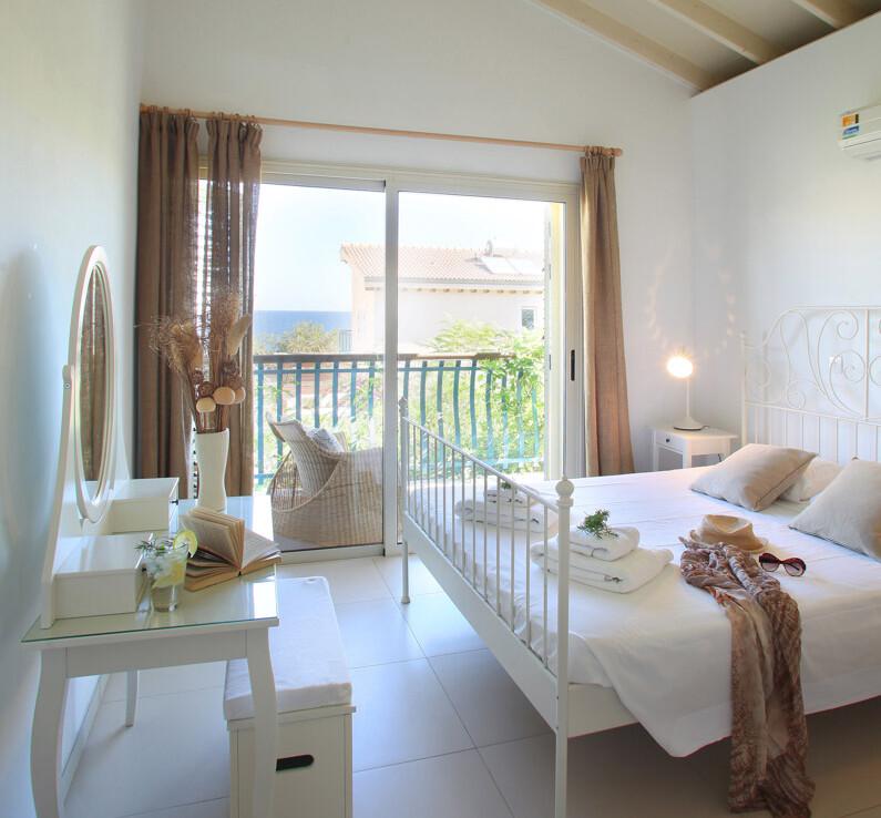 Вилла на продажу на Кипре - спальня