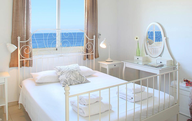 Спальня в вилле в Каво Греко