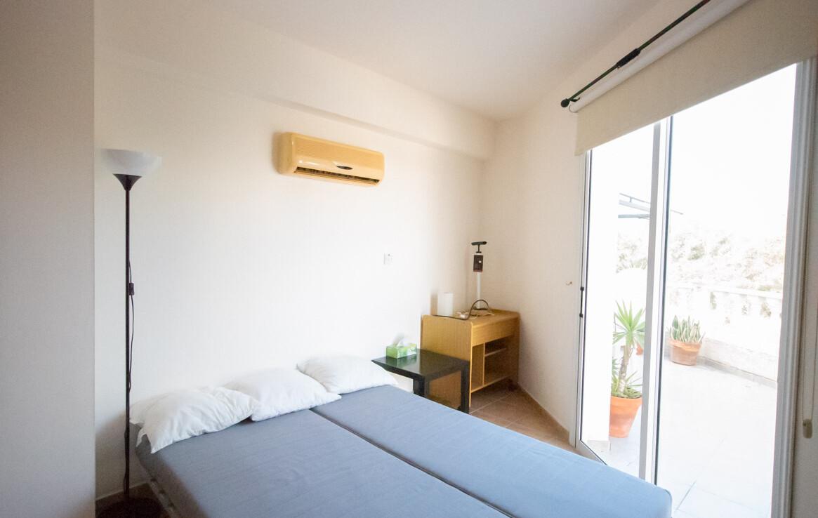 Квартиры Кипра - спальня