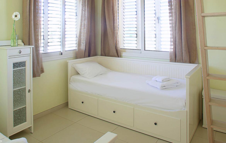 Спальня в четырехспальной вилле