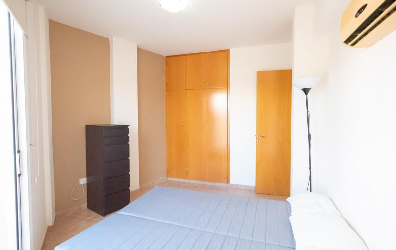 Квартиры на Кипре - спальня