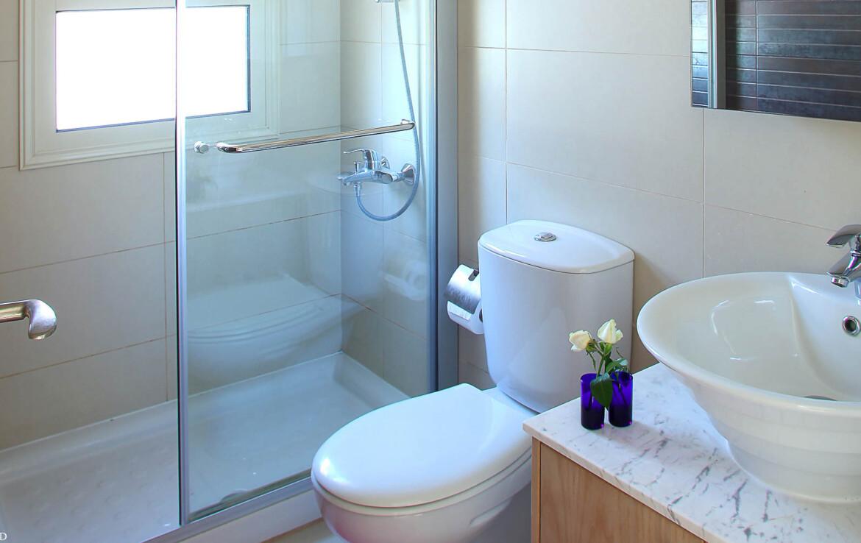Первая линия домов - ванная