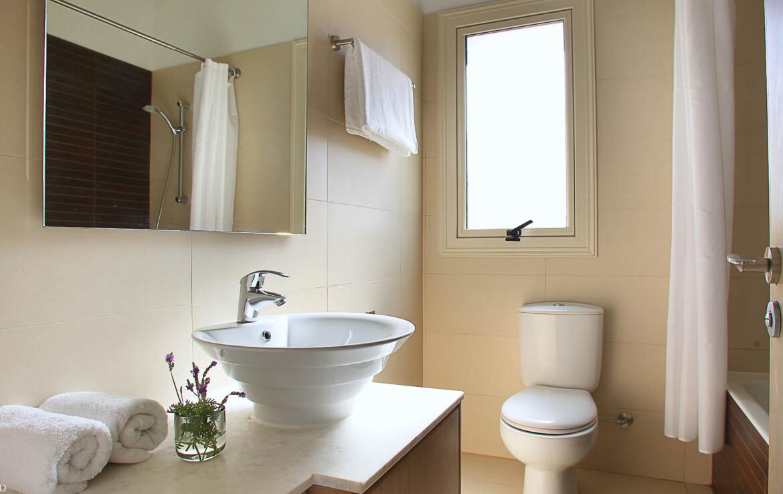 Вилла в Каво Греко - ванная