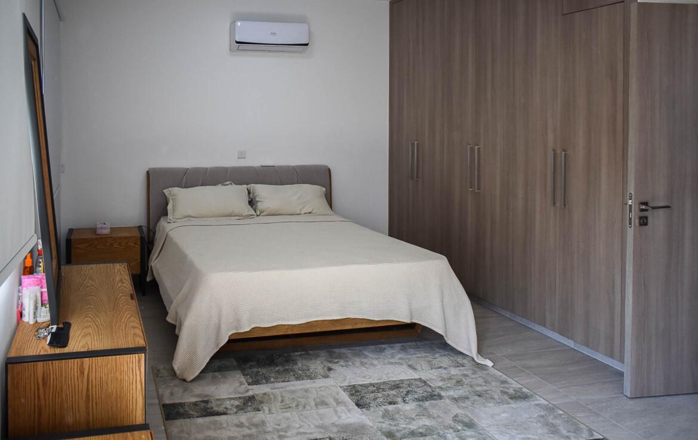 Спальня в таунхаусе в Каппарисе
