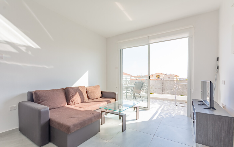 Апартаменты недалеко от моря в Каппарисе