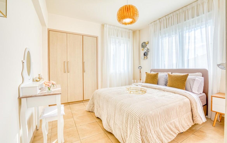 Квартира 3 спальни Никосия - спальня