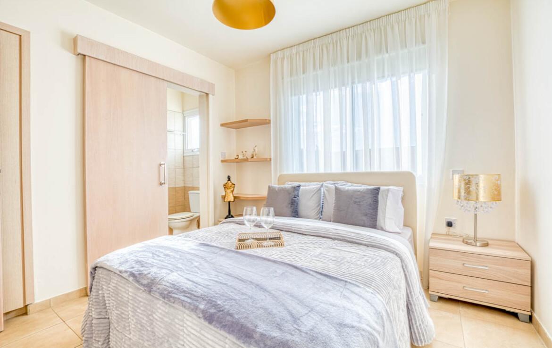 квартиры Паралимни - спальня