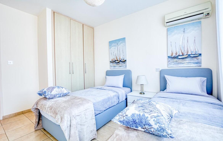 недвижимость Паралимни - спальня