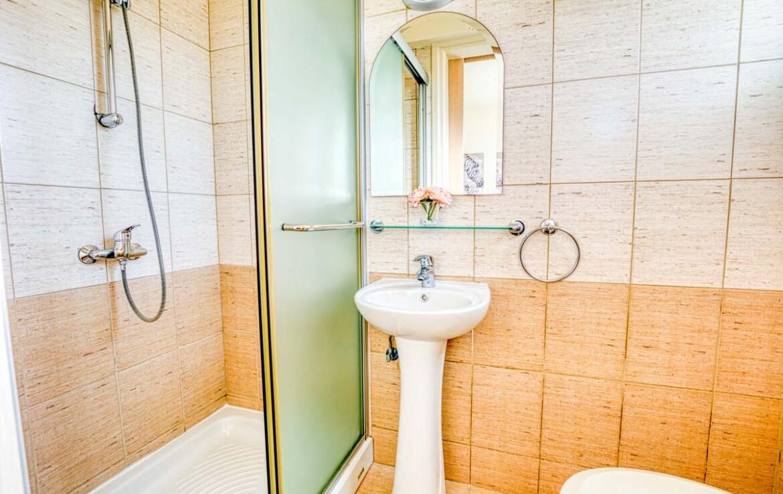 квартира в Паралимни - ванная