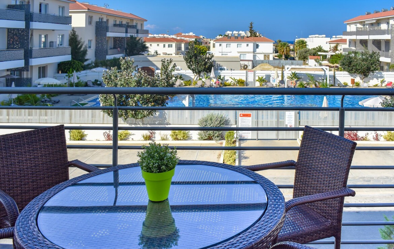 Объекты недвижимости в Каппарисе - балкон