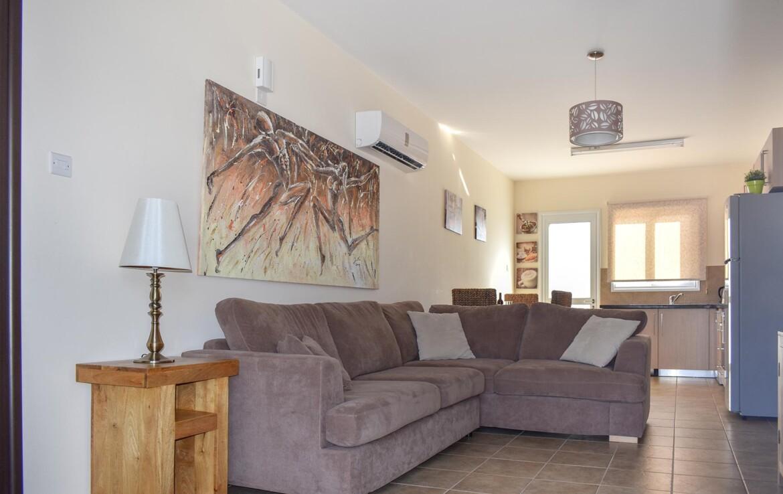 Объекты недвижимости в Каппарисе - гостиная