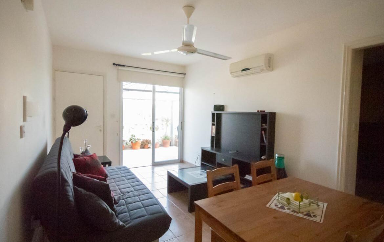 купить апартаменты в Каппарисе - гостиная