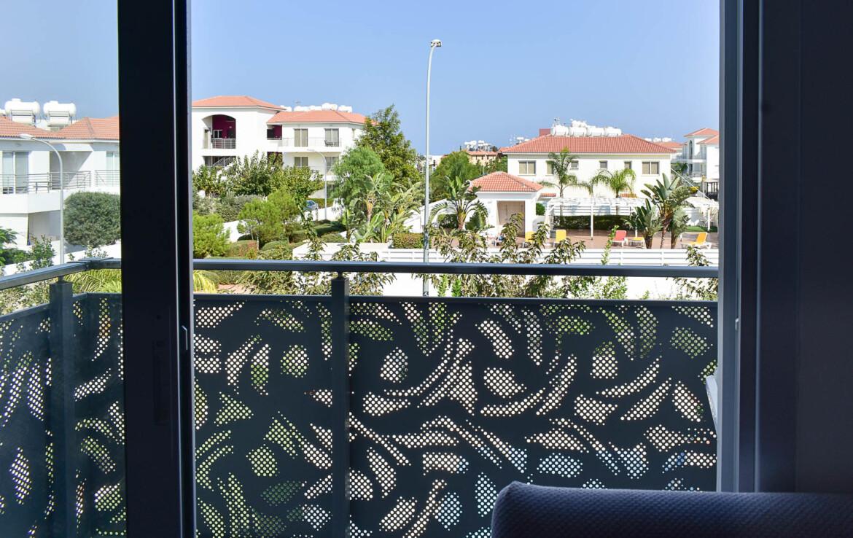 Недвижимость в Каппарисе - вид с балкона