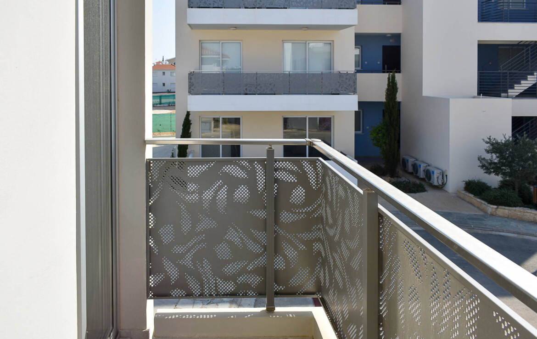Дом в Каппарисе - вид с балкона