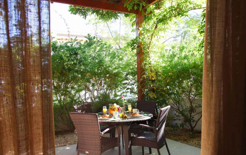 Купить дом в Протарасе - веранда