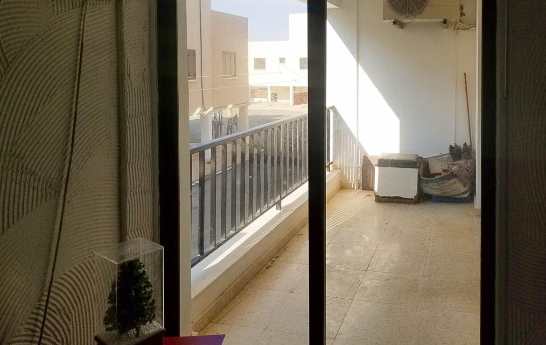 Квартира в Каппарисе - Балкон
