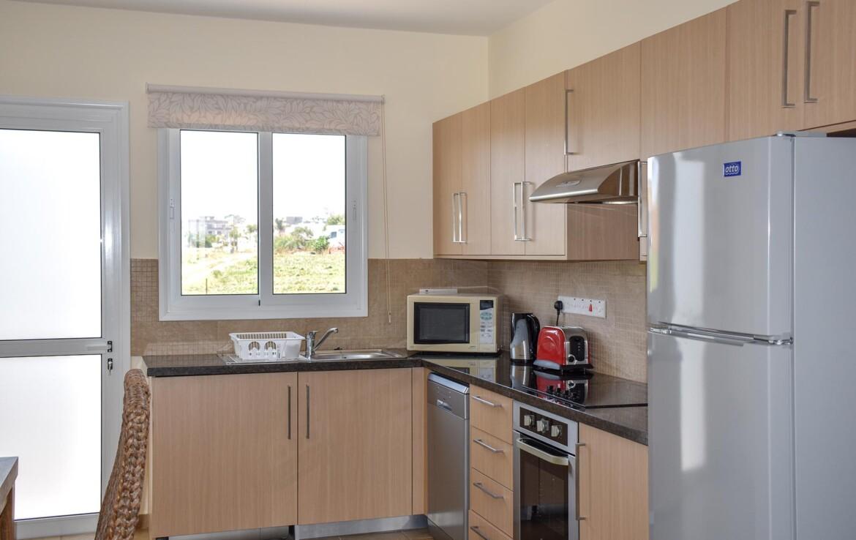 Апартаменты в Капприсе - кухня