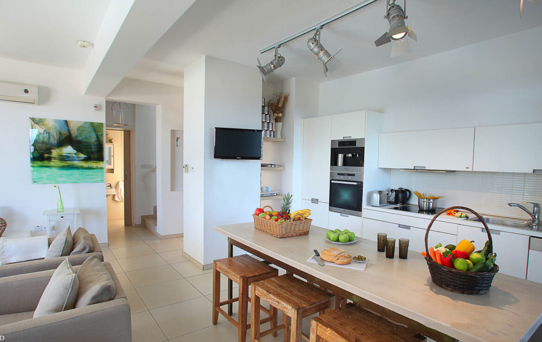 Первая линия домов - кухня