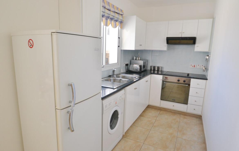 Квартиры Каппариса - кухня