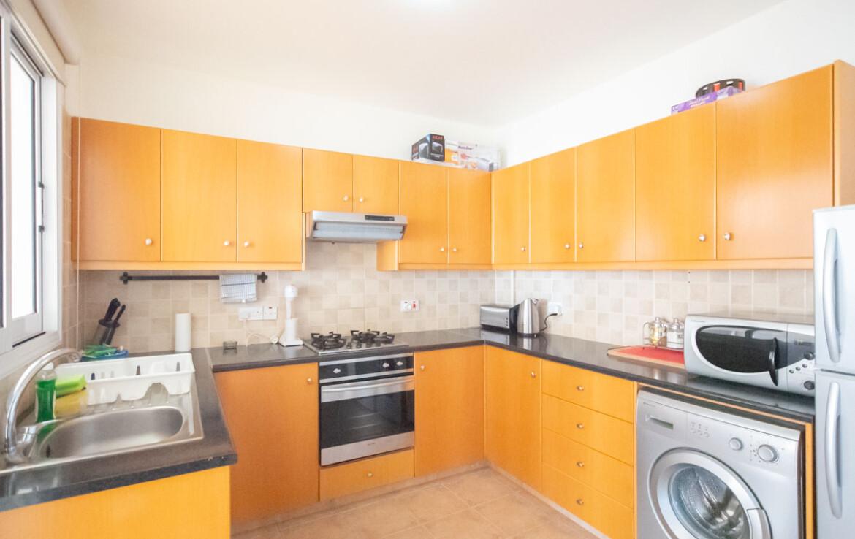 Апартаменты в Каппарисе - кухня