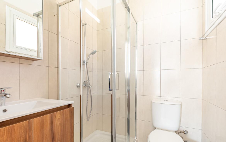Квартира в Каппарисе -ванная