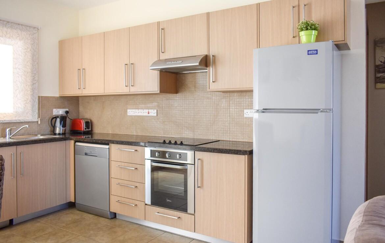 купить квартиру на Кипре - кухня