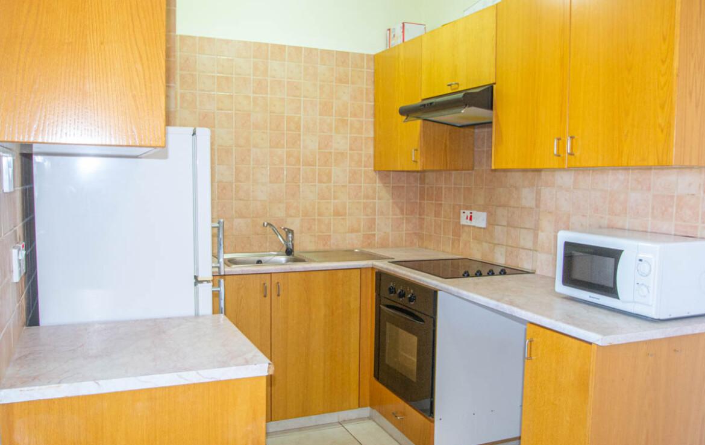 Апартаменты с титулом - кухня