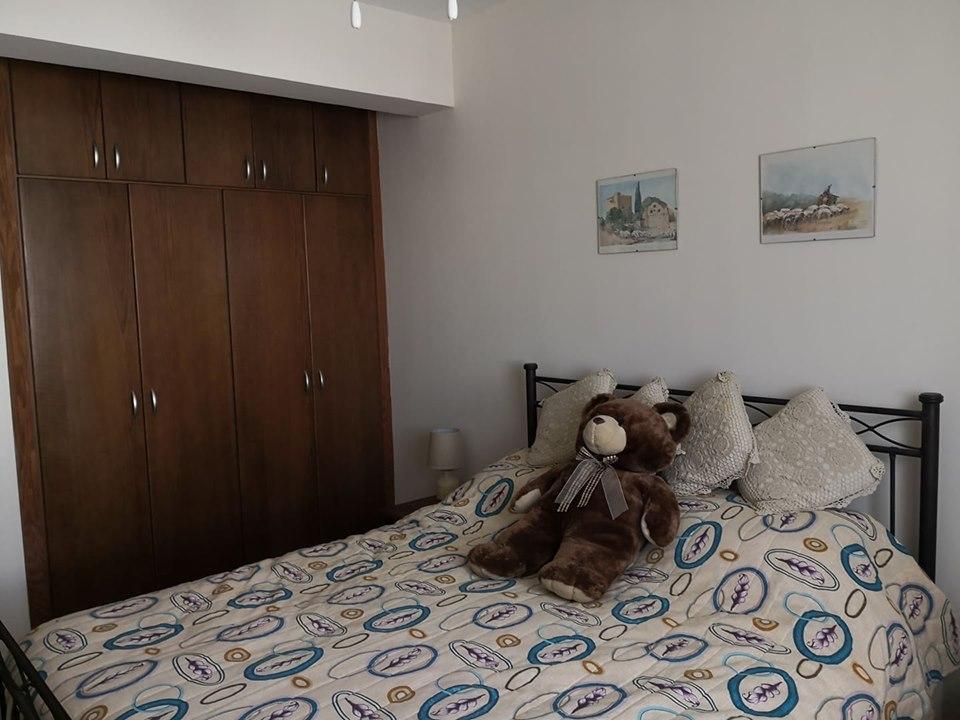 Апартаменты в Ороклине - спальня
