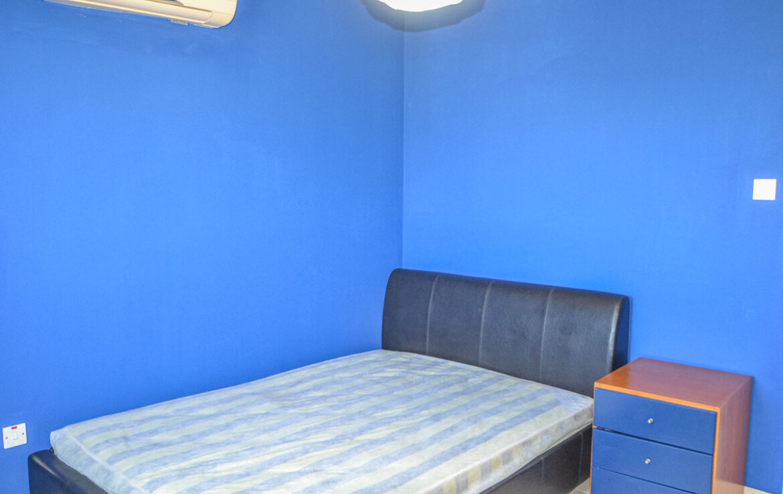 Апартаменты с титулом - спальня
