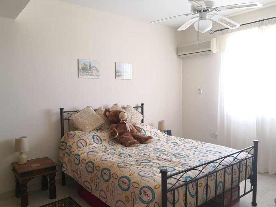 Квартира в Ороклине - спальня