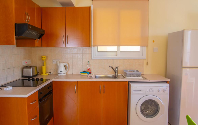 квартира в Каппарисе - кухня