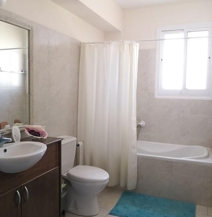 Квартира в Ороклине - ванная