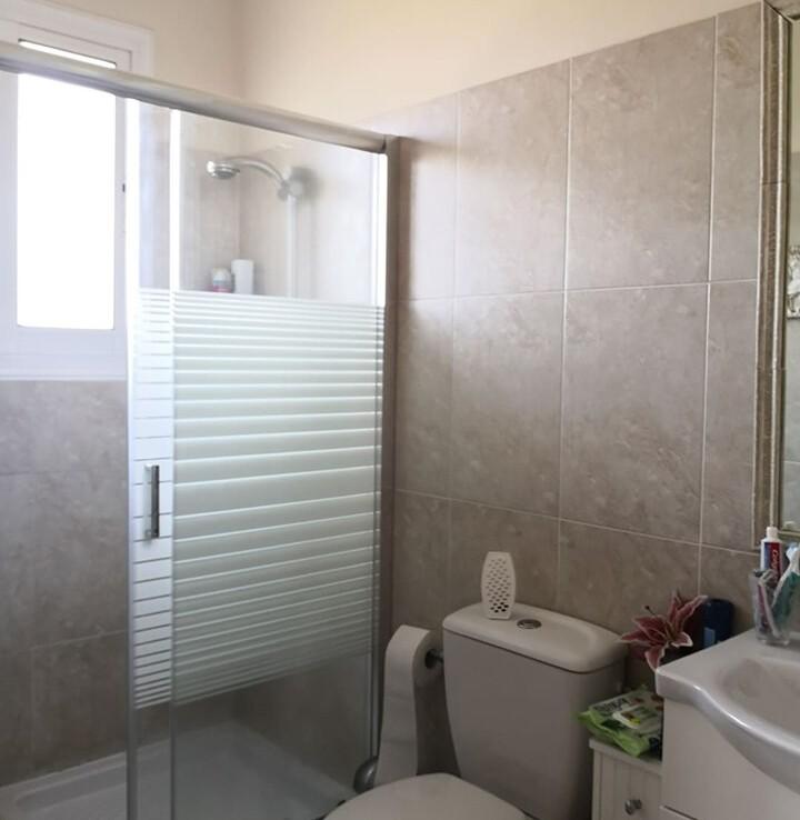 трехспальная квартира в Ороклине - ванная