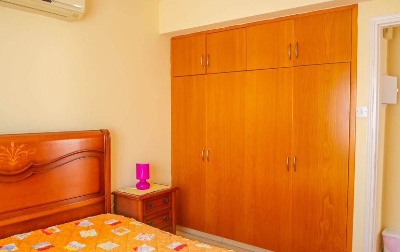 Квартира на Кипре - спальня