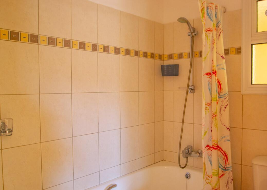 Односальные апартаменты в Каппарисе - ванная