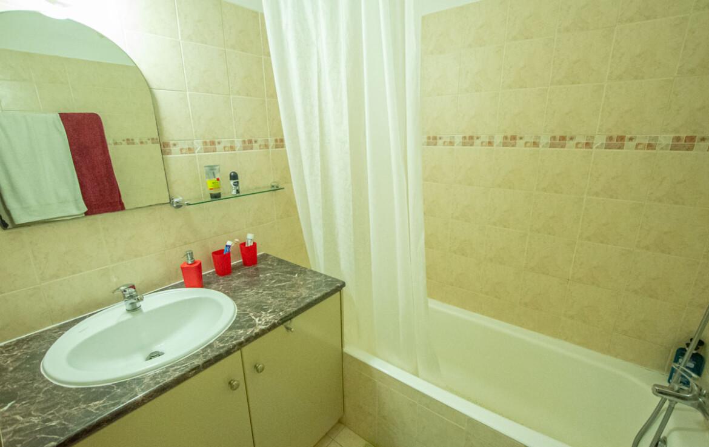 Пентхаус в Паралимни - ванная