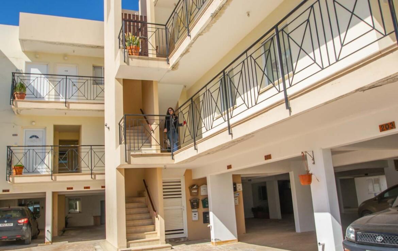 Односпальные апартаменты в Каппарписе на продажу