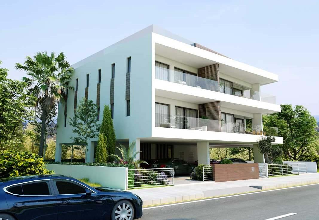 Купить апартаменты в Сотире