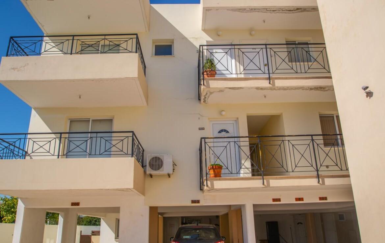 Апартаменты в Каппарисе