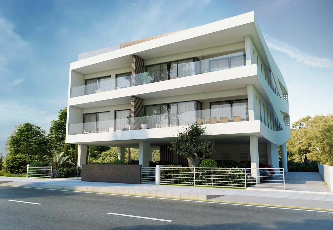 Новые апартаменты в Сотире