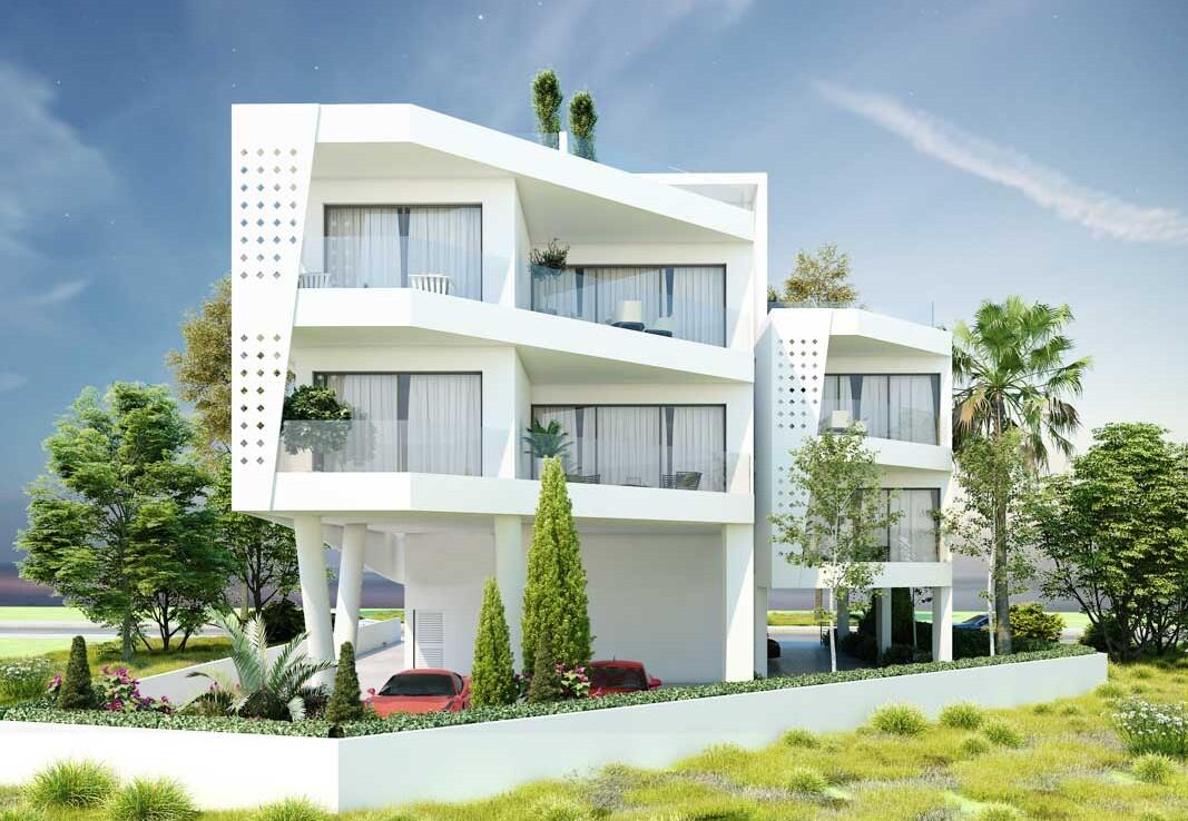 Апартаменты на продажу на Кипре