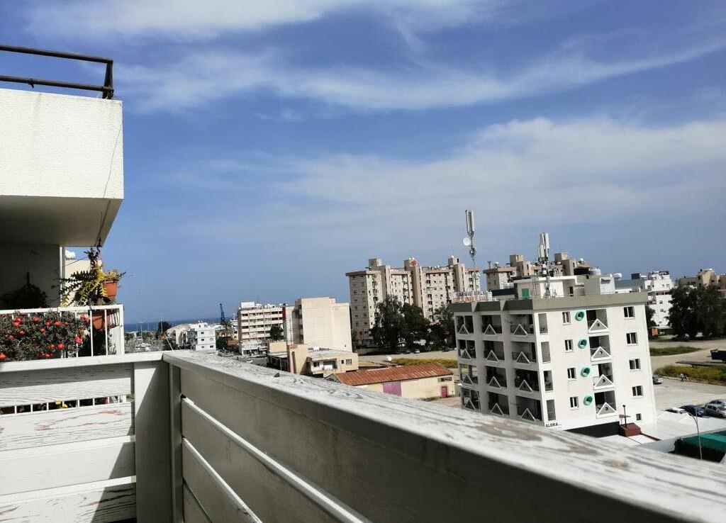 Квартира в Ларнаке - вид с балкона