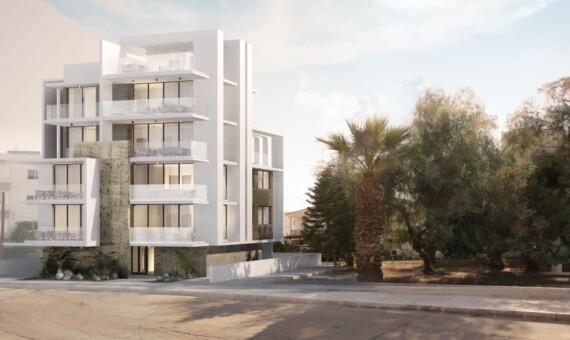 Апартаменты в центре Ларнаки