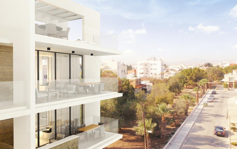 Современные квартиры в Ларнаке