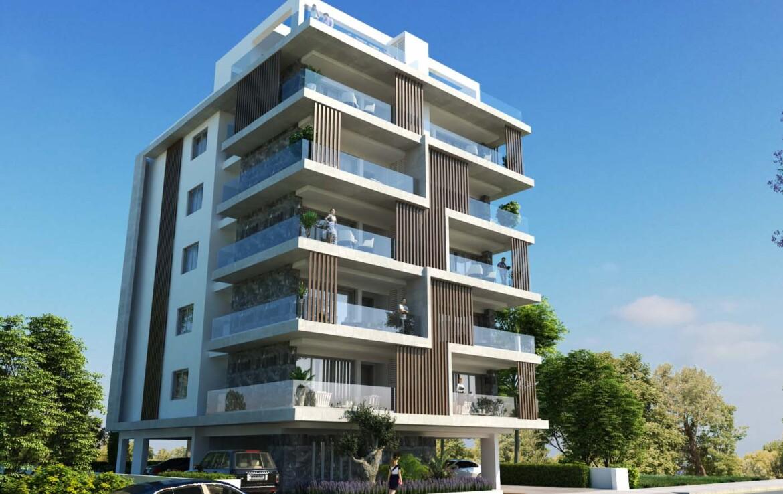 Современные апартаменты в Ларнаке
