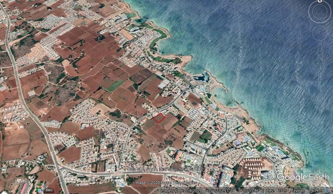 Участок земли в Пернере на продажу