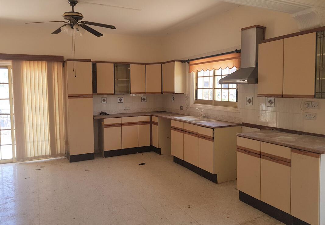 Дом в Анафотида - кухня