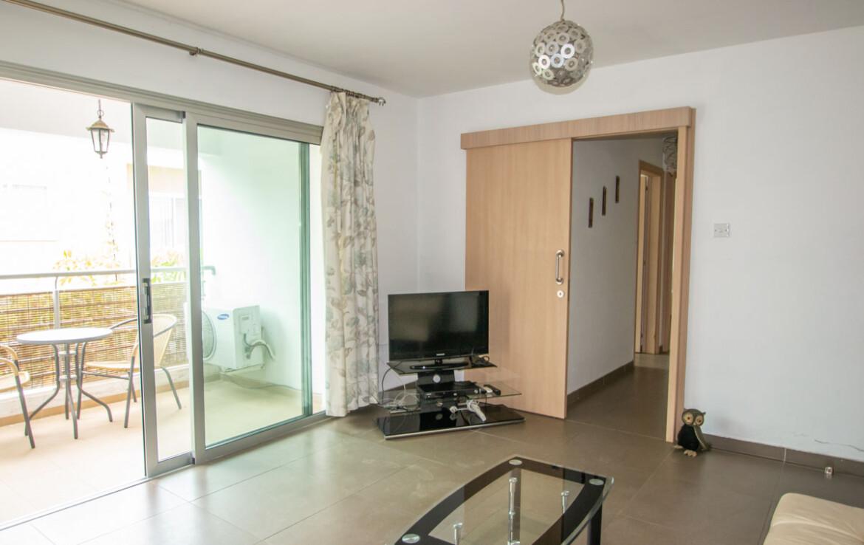 Квартира в Паралимни - гостиная